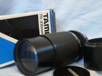 * 70-210mm Boxed Nice Set * Tamron AD2 70-210MM 3.8-4 Zoom Macro Lens + Box + Inst + Hood + OM Mount £17.99